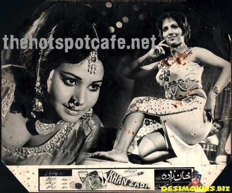 Khan Zada (1975) Lobby Card