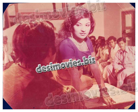Inteqam key Sholey (1976) Lollywood Lobby Card Still 1