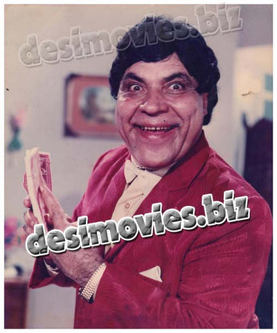Madam Bawari (1989) Lollywood Film Lobby Card Still-2