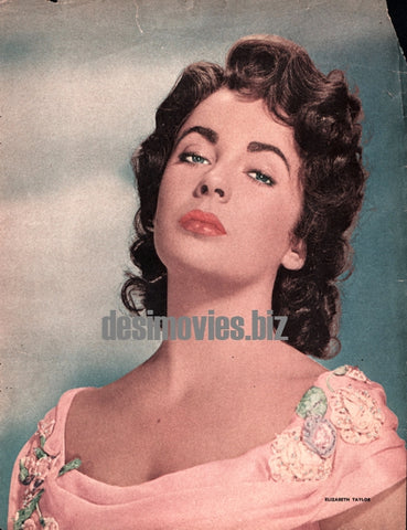Elizabeth Taylor - Hollywood Star
