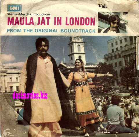 Maula Jat in London (1981) Vol. 2
