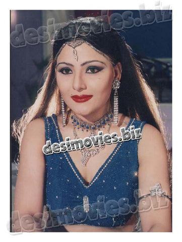 Nadia - Urdu, Punjabi, Pashto film star (1990-2000) Lollywood Lobby Card Still