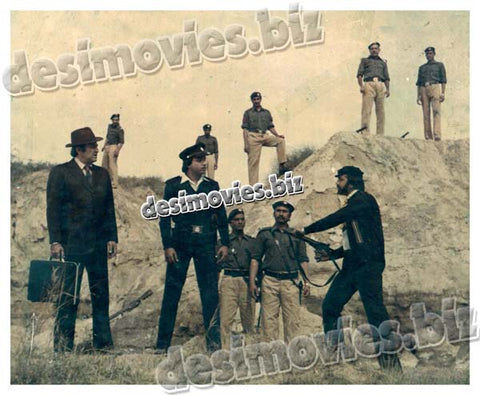 Naseeb (1982) Lollywood Lobby Card Still