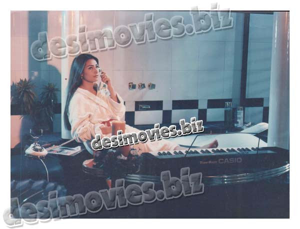 Nikah (1998) Lollywood Lobby Card Still 1