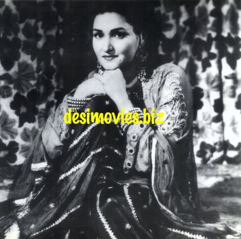 Noor Jehan (1950s) Lollywood Star