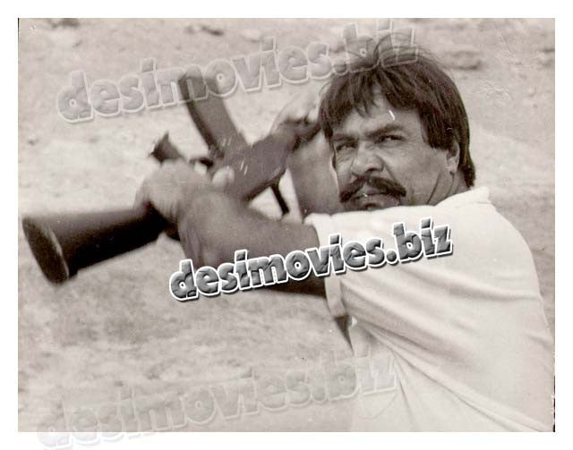 Sarfarosh (1989) Lollywood Lobby Card Still 7