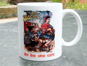 """TATTOO SHOP"" Mug"