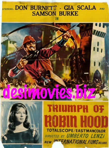 Triumph of Robin Hood, The (1962)
