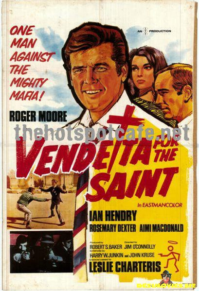 Vendetta for the Saint (1969)