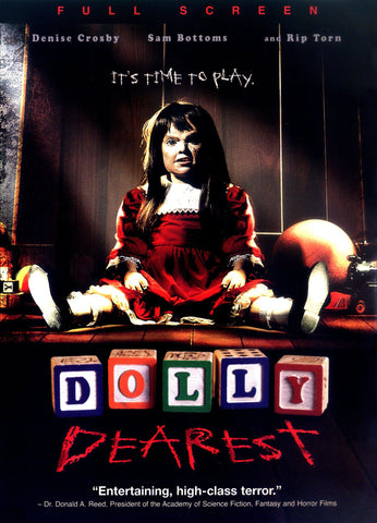 Dolly Dearest (1992) DVD R1