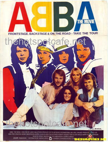 ABBA - The Movie (1977)