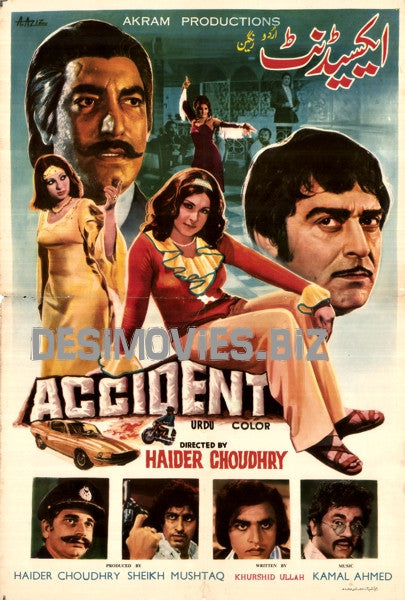 Accident (1978) A