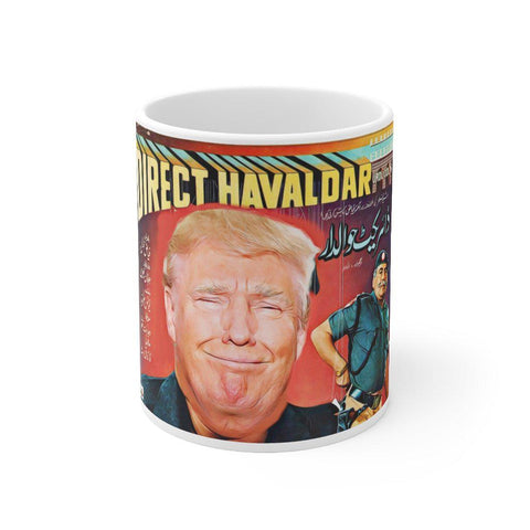 MAGA or MHGA - Making Hawaldars Great Again Mug 11oz