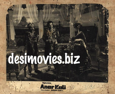 Anarkali (1958) Lobby Card Still A