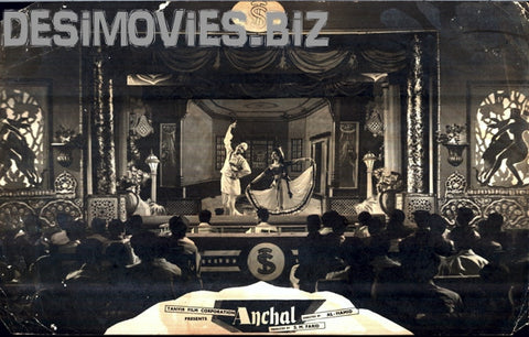 Anchal (1962) Lobby Card Still A