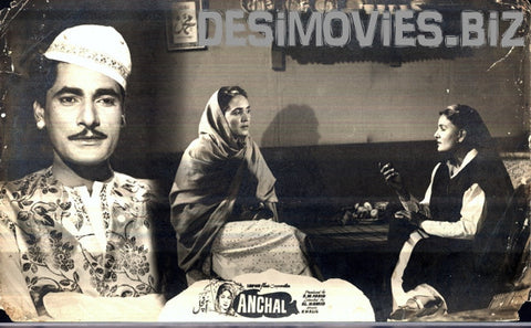 Anchal (1962) Lobby Card Still B