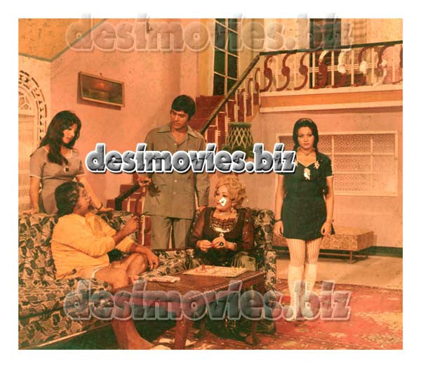 Anokha Pyar (1994)  Lollywood Lobby Card Still B