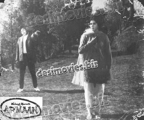 Armaan (1966) Waheed Murad  Lollywood Lobby Card Still  D