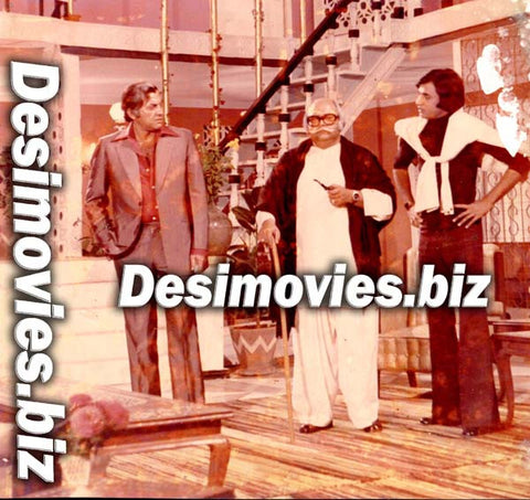Awaaz(1978) Lobby Card Still A