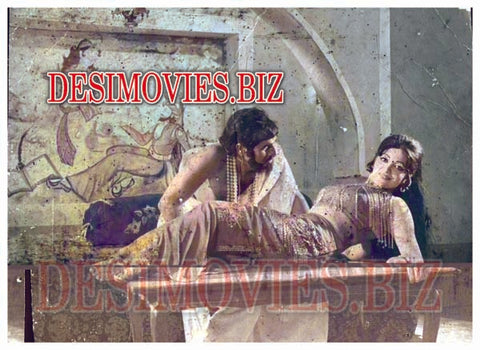 Badal Gaya Insaan (1975) Lollywood Lobby Card Still 1
