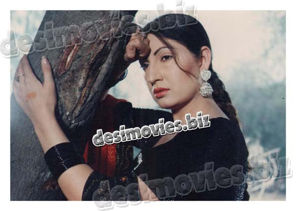 Bali Jutti (2000) Lollywood Lobby Card Still 2