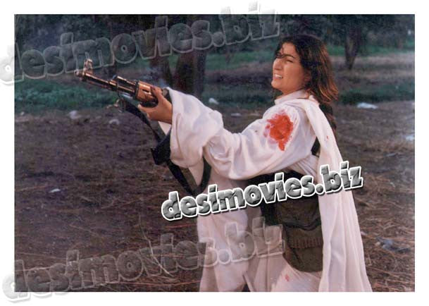 Bali Jutti (2000) Lollywood Lobby Card Still 1