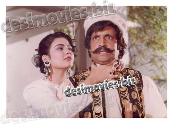 Behrupia (1993) Lollywood Lobby Card Still 3