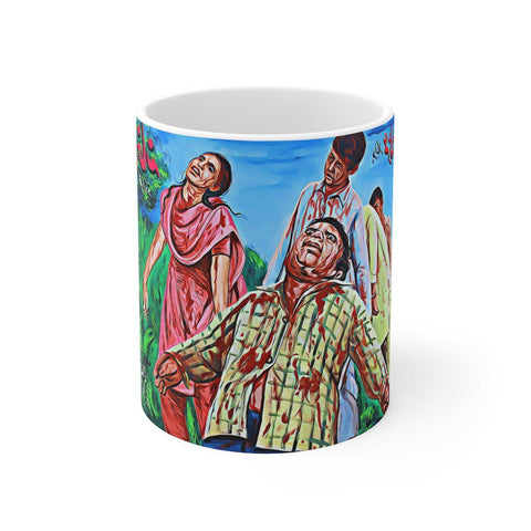 Zibahkhana - Painted Zombies Mug 11oz