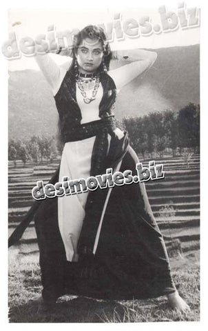 Bhabi Diyan Choorian (1986)  Lollywood Lobby Card Still 1