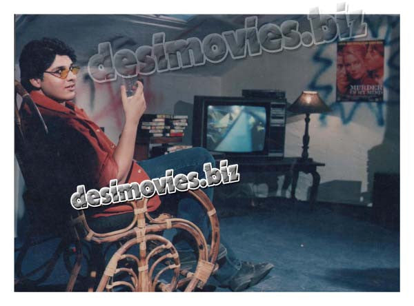 Billi (2000) Lollywood Lobby Card Still 5