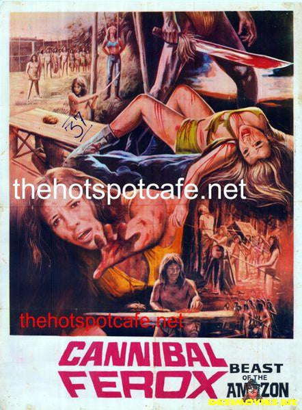 Cannibal Ferox (Make Them Die Slowly) (1981)