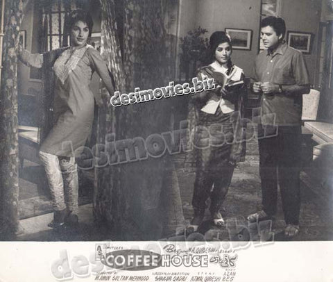 Coffee House (1965) Lobby Card Still E