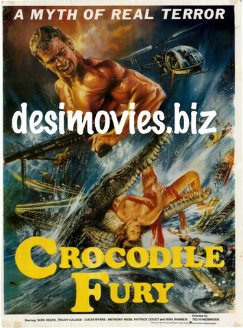 Crocodile Fury (1988)