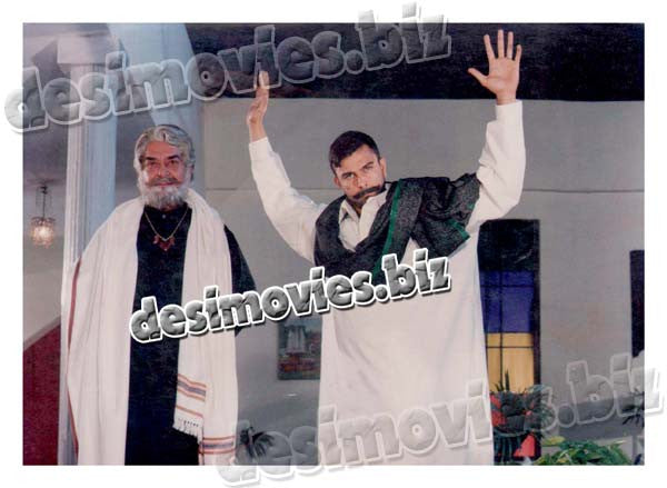 Dada Badmash (2002) Lollywood Lobby Card Still