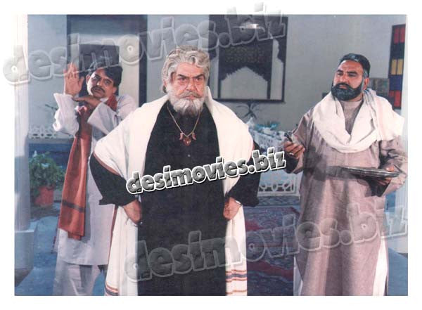 Dada Badmash (2002) Lollywood Lobby Card Still 1