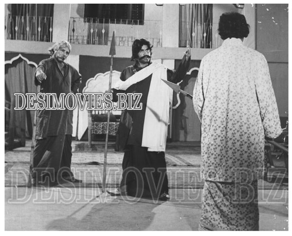 Dada Potta (1979) Lollywood Lobby Card Still