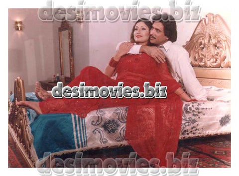 Daman aur Chingari (2004) Lollywood Lobby Card Still