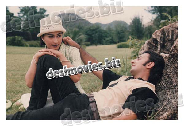 Deevaren (1998)  Lollywood Lobby Card Still 8