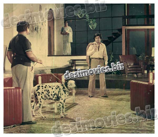 Deewanay Do (1985) Lollywood Lobby Card Still