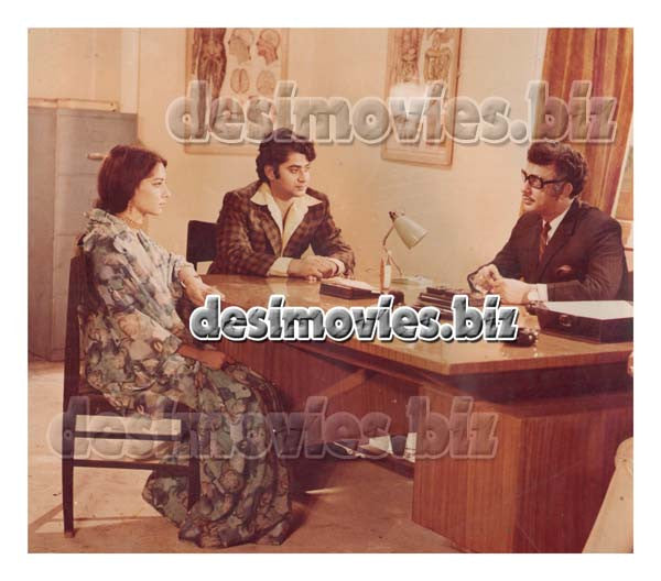 Dil Ek Khilona (1981) Lollywood Lobby Card Still 3