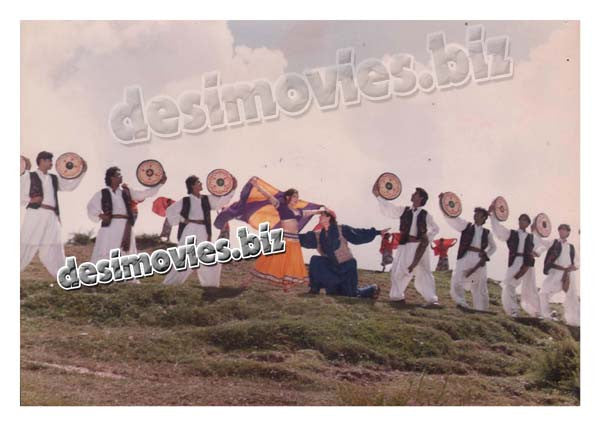 Dil Kisi Ka Dost Nahin (1997)   Lollywood Lobby Card Still 2