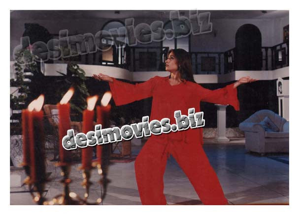 Dil To Pagal Hay (1999) Lollywood Lobby Card Still 7