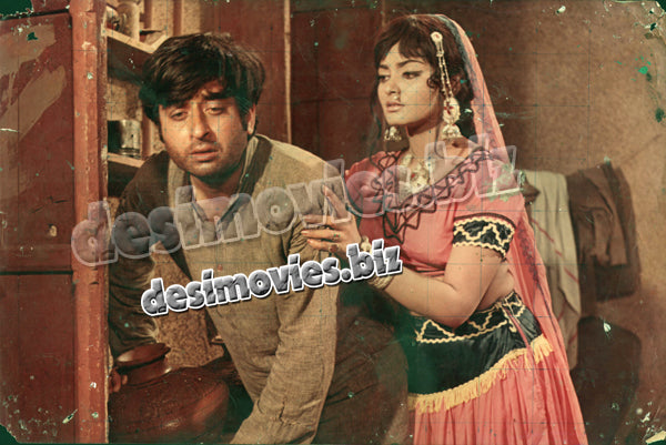 Dil lagi (1974) Lollywood Lobby Card Still 3
