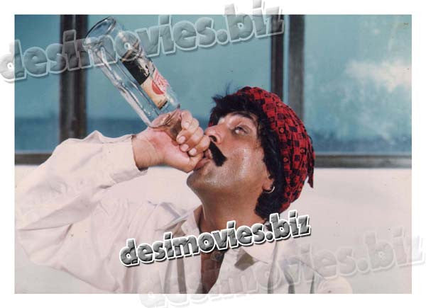 Dushman da Kharak (1997) Lollywood Lobby Card Still