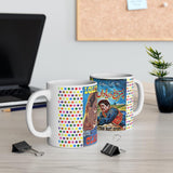 Puttar Punj Darya Da - Lollywood Classics - Ceramic Mug 11oz