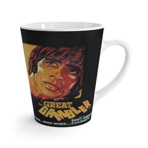 The Great Gambler - Latte mug
