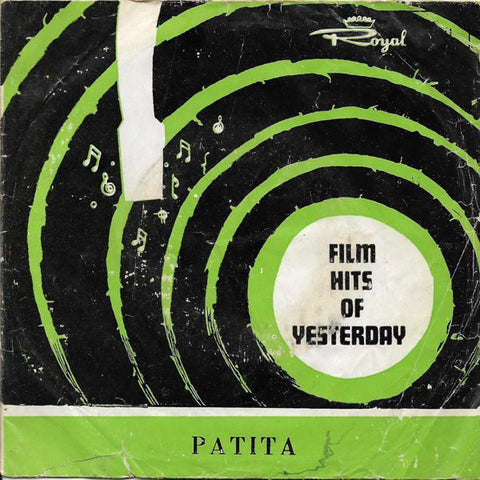 Patita - Film Hits of Yesterday (1967)