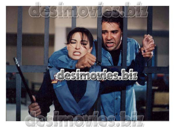 Fire (2002) Lollywood Lobby Card Still