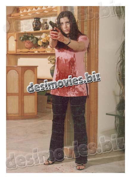 Ghaddar (1999) Lollywood Lobby Card Still 6