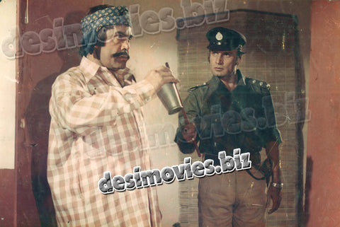 Ghunda Act (1979) Lobby Card Still